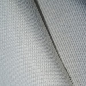 Stitch Bonded Nonwoven Fabric for Shoe Materials