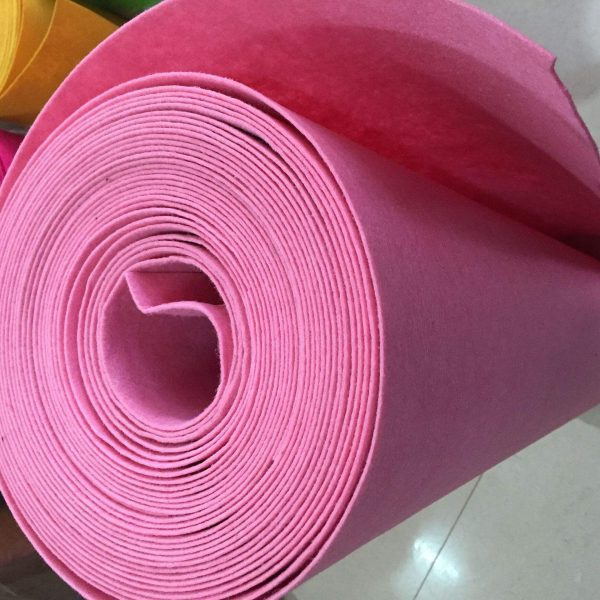 Needle Punched Non Woven Felt