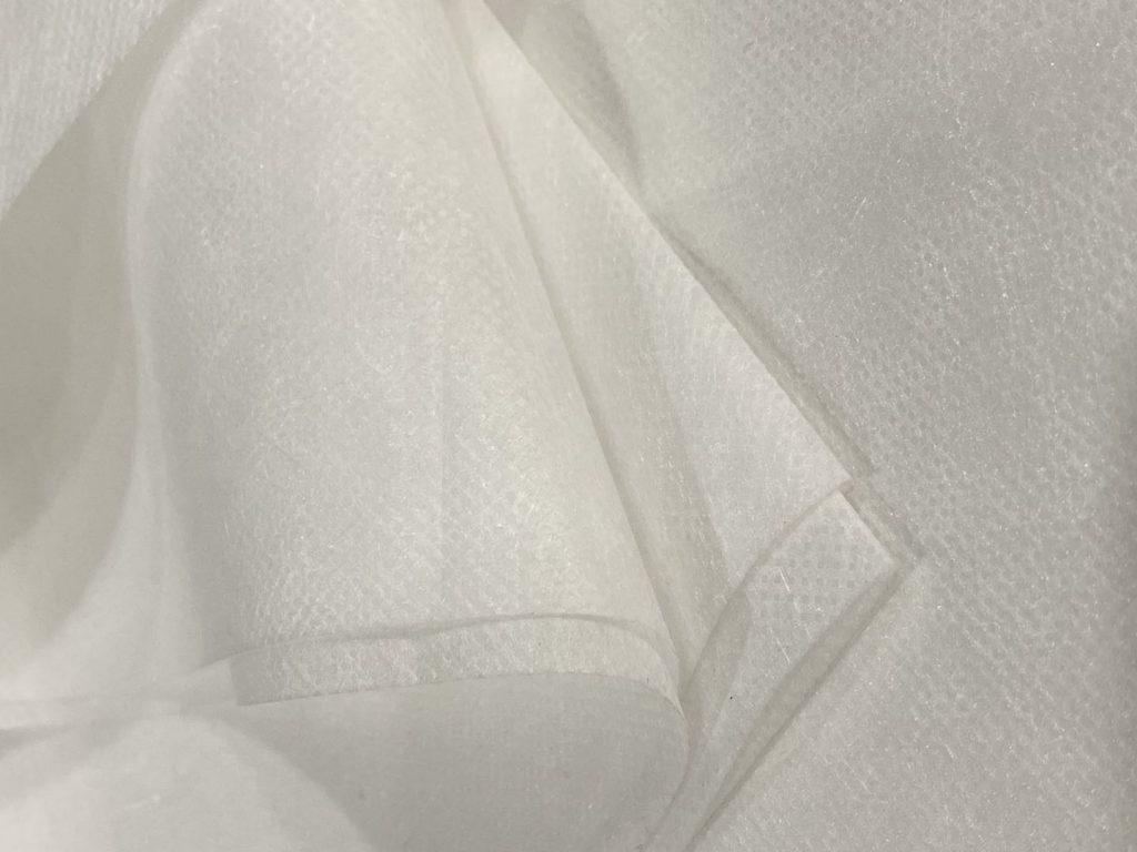 100% PET PES Spunbond Non-woven Fabric