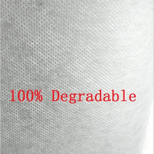 PLA/Polylactic Biodegradable Nonwoven Material